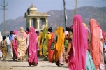 Ladies in Rajasthan, India