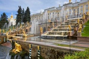 Peterhof Palace St Petersburg